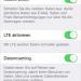 Beim iPhone das Internet sperren: entweder mobile Daten deaktivieren oder WLAN abstellen